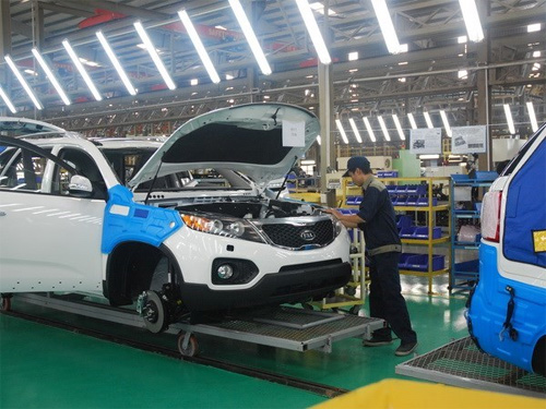 New decision to boost automobile sector