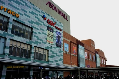 Second Aeon Mall to open in HCM City