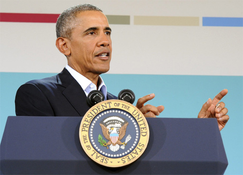 US President announces economic package for Southeast Asia