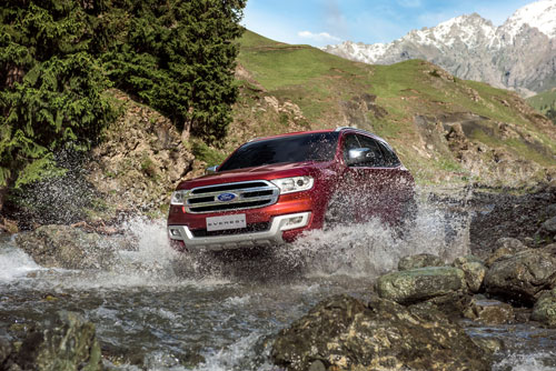 Ford Vietnam delivers best-ever January performance