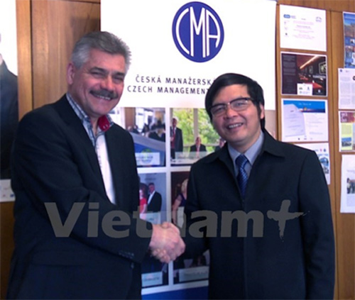Vietnamese products seek wider presence in Czech market