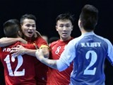 fifa welcomes vietnam to futsal world cup