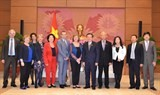 vietnam france forge legislative ties