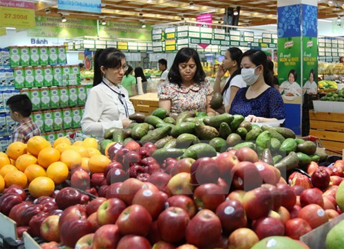 Higher Tet food prices result in slight CPI expansion
