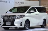 toyota alphard 2016 available in hanoi