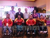 powerlifters clinch two official tickets to rio paralympics