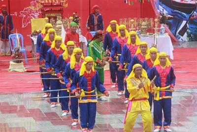 Ba Trao singing becomes intangible heritage