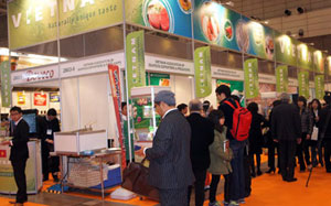 Foodex Japan 2015 attracts local businesses