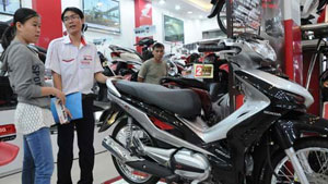 Honda to double Vietnam bike exports to 100,000 units