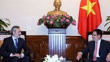 italy vietnam boost strategic partnership
