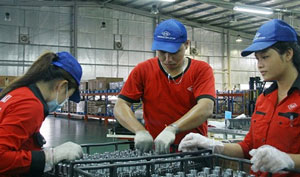 Foreign firms optimistic about Vietnam's outlook