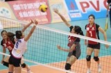 five foreign teams compete in vtv womens volleyball tourney