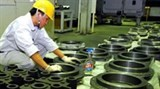industrial output up 12 in early 2015