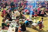 bac ha market special cultural feature in lao cai