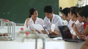 Discussion on higher education and innovation in Vietnam