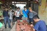 hoi an to develop carpentry village