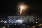 global rivals prepare for da nang fireworks festival