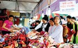 vietnamese goods brought to ha giang