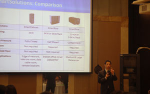 Emerson Network Power Launches SmartCabinet™ in Vietnam