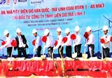 construction on rok tra vinh wind power plant begins