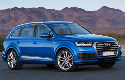 2016 Audi Q7, lower engine variant launched in Vietnam