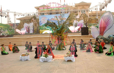 Laos, Thailand to join Ban Flower Festival