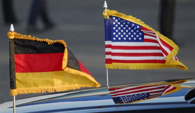 US becomes Germany's biggest trade partner