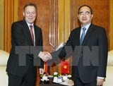 vietnam treasures strategic partnership with germany