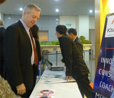Vietnam, US bolster innovation and creativeness links