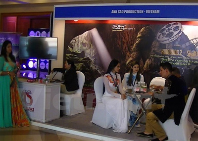 Vietnam takes part in filming locations show in India