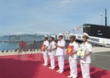cam ranh international port inaugurated