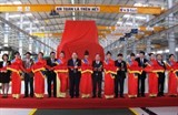 tmt inaugurates truck production line in hung yen