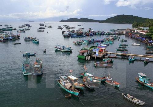 Kien Giang province seeks to develop sea-based economy