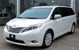 toyota sienna 2016 limited edition launched