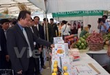 vietnamese enterprises attend trade fair in cambodia