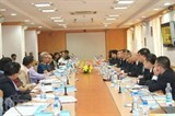 vietnam india discuss trade investment cooperative promotion
