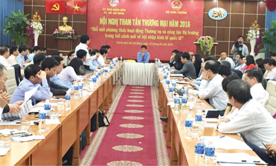 Increasing trade promotion to boost rice exports