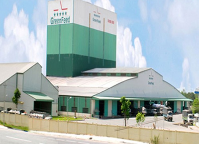 GreenFeed Vietnam inaugurates animal-feed factory in Ha Nam