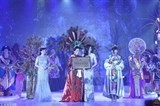 vietnamese native wins best costume award at mrs world
