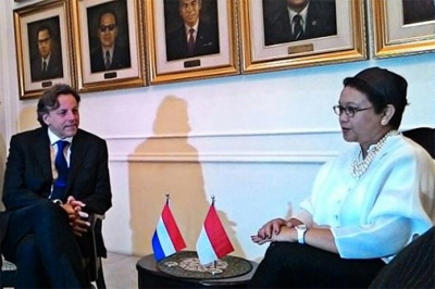 Indonesia, Netherlands to reinforce business partnership