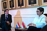 indonesia netherlands to reinforce business partnership