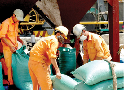 Paving way for rice exports to Mexico