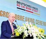 most energy efficient and green office building development a beacon of vietnamese german friendship