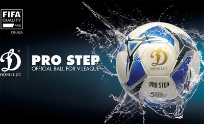 VPF, Dong Luc agree on two-year ball sponsorship deal