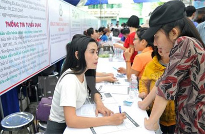 HCM City: Demand for seasonal workers rises during upcoming holiday