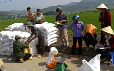 Government helps localities overcome difficulties