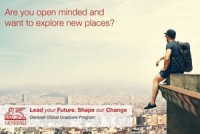 start up of the first generali global graduate program