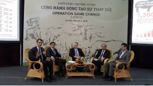 Operation Game Change launched