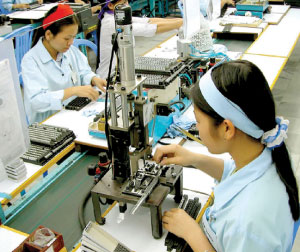 Electronics industry: Playing field for foreign businesses