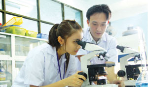 Vietnam targets world leading research institute